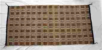 Navajo Double Sided Saddle Blanket