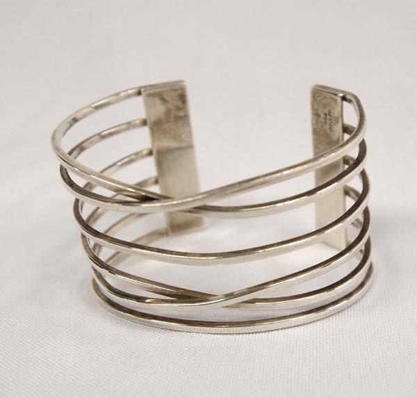 Silpada Sterling Silver Cuff Bracelet