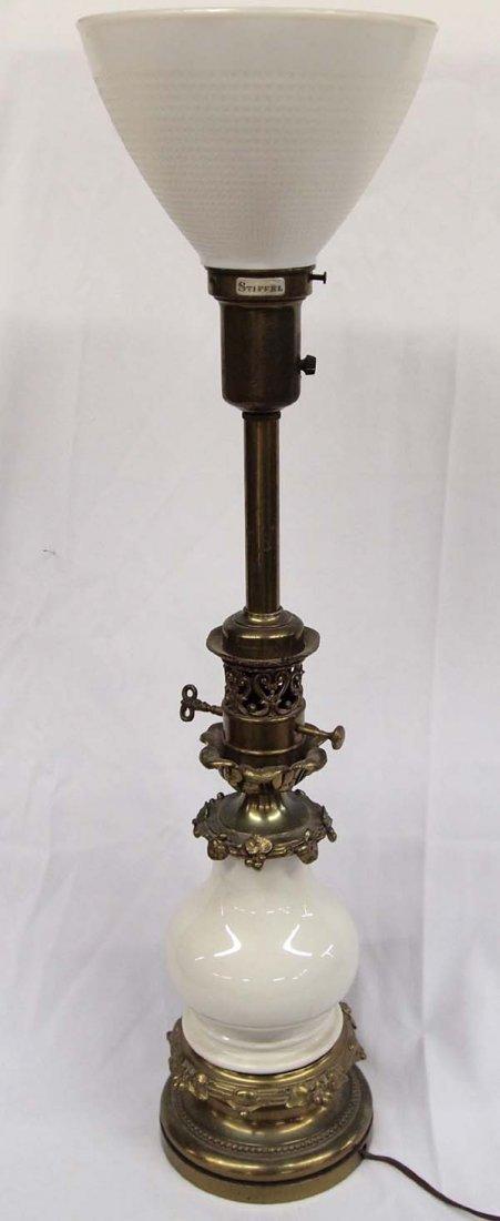 Antique Stiffel Lamp