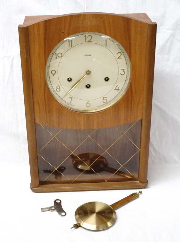 Mauthe wall clock history 12000 wall clocks vine mauthe pendulum wall clock amipublicfo Images