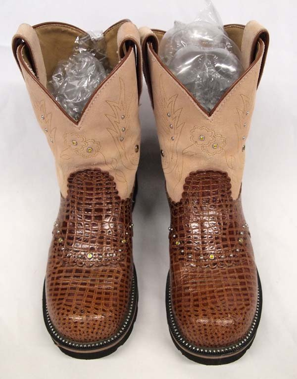 Ariat Fat Baby Boots, Size 9B