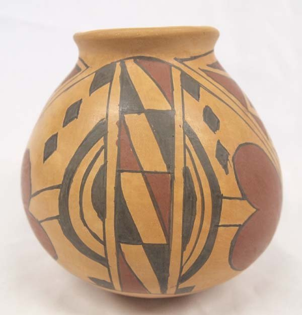 Mata Ortiz Polychrome Jar by Norberto Enriquez