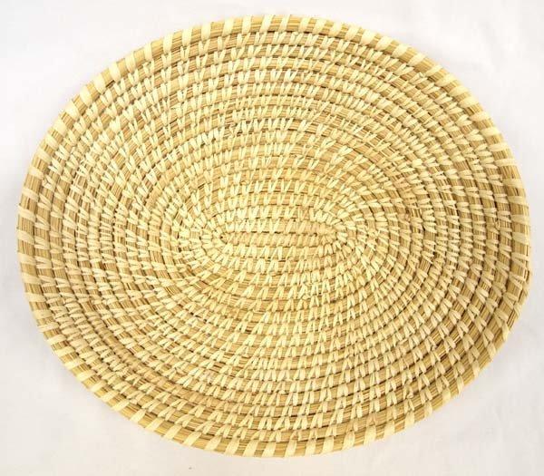 Large 1970 Native American Tohono O'odham Basket