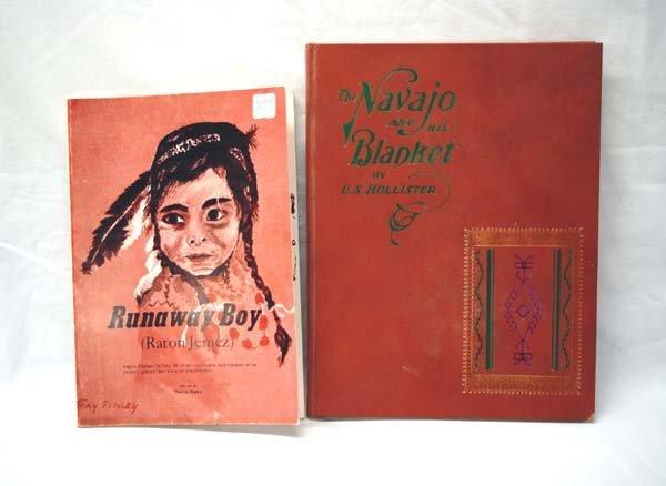 2 Books, Native American Interest