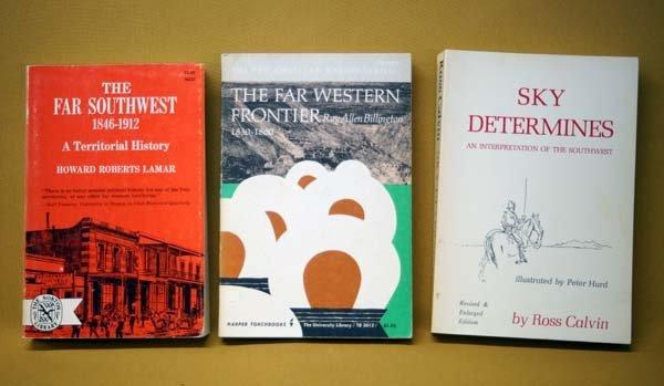 3 Southwestern Books