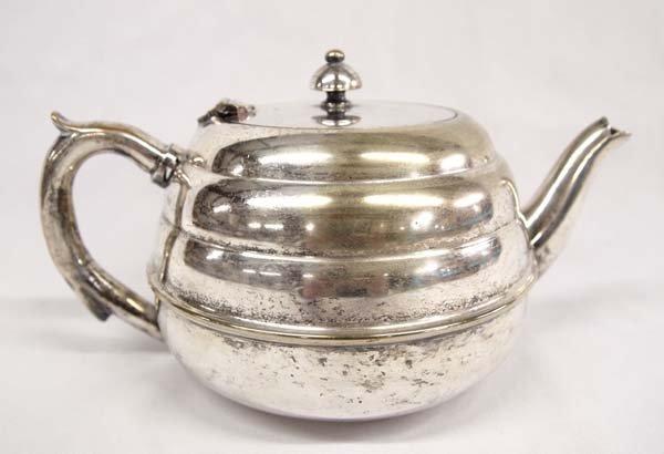 Antique Deakin Silverplate Teapot