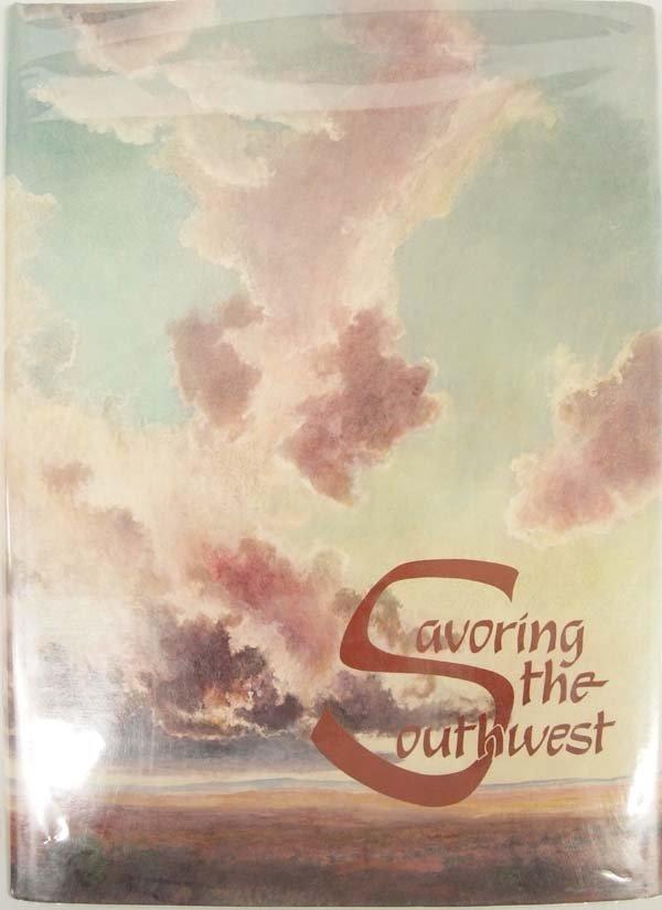 Savoring the Southwest, Hardback Cookbook