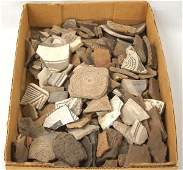 Native American Prehistoric Mimbres Pottery Sherds