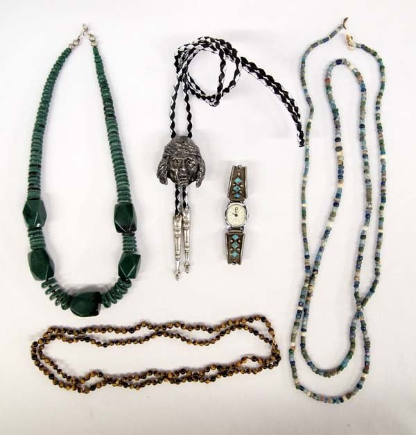 Collection of Misc Native American Jewelry