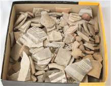 Collection of Prehistoric Mimbres Pottery Sherds