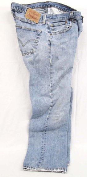 Vintage Genuine Riveted 501 Levi's Jeans
