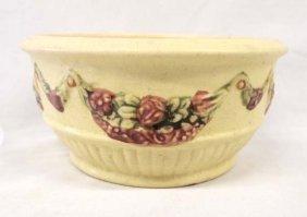 Antique Weller Bowl