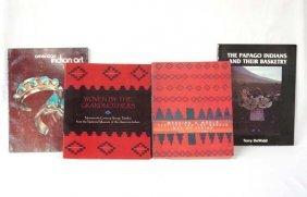 Softback Reference Books, Native American Interest