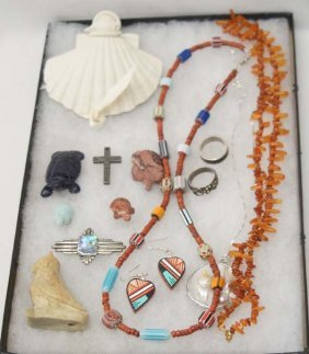 Collection Of Jewelry And Collectibles