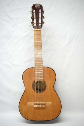 Mexican Gille Child's Guitar