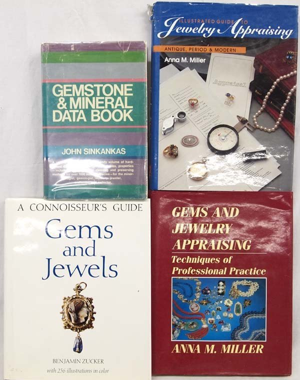 Gems and Jewels Hardcover Reference Books