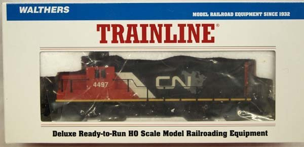 Like New Walthers EMD GP9M Canadian Model Engine