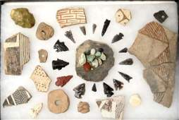 Prehistoric Mimbres Findings from New Mexico Ranch