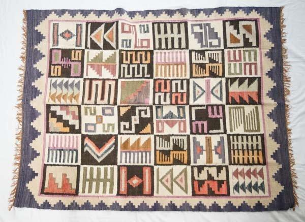 Persian Kilim Tapestry Rug