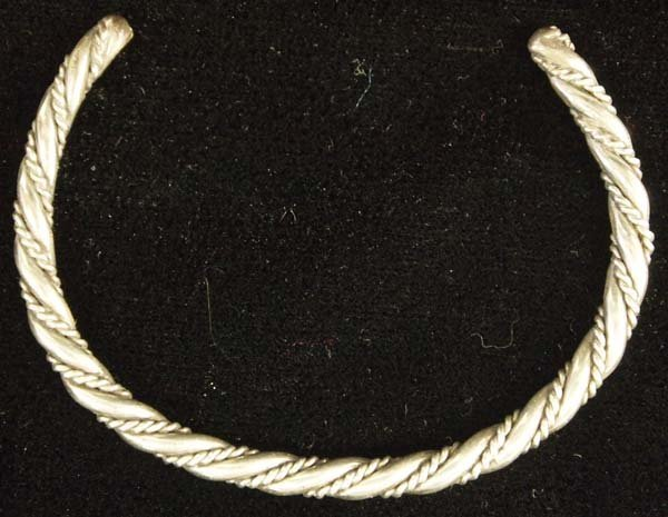 Native American Navajo Sterling Silver Bracelet