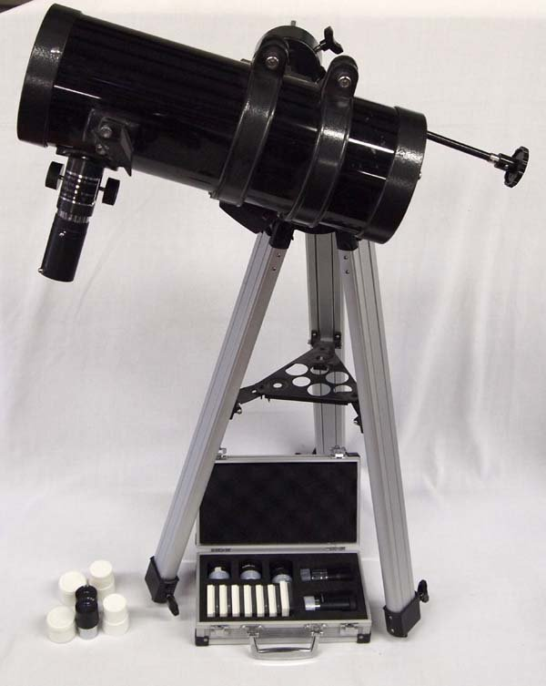 Zhumell Eclipse 114 with Motor Drive Telescope
