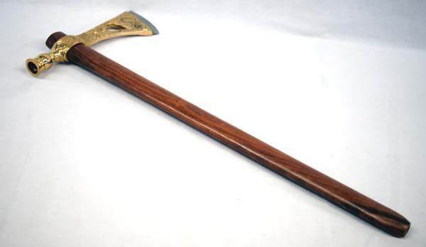 Tomahawk Peace Pipe - 2
