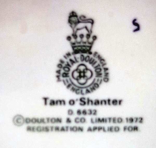 Royal Doulton Tam O' Shanter Mug - 2