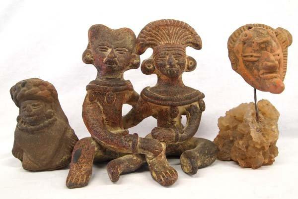 3 PreColumbian Replicas