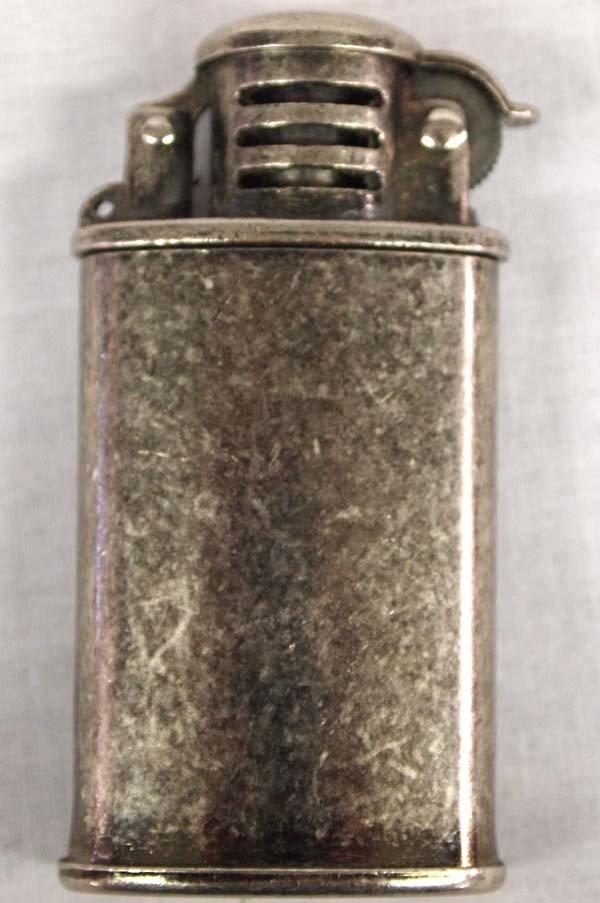 1945 Vintage Camel Steel Trench Lighter - 3