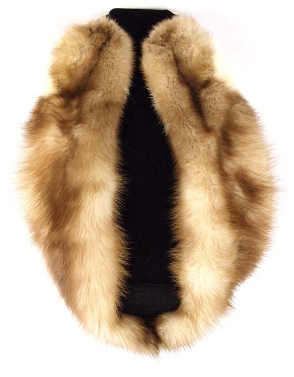 Authentic Charles A. Stevens & Co. Mink Stole