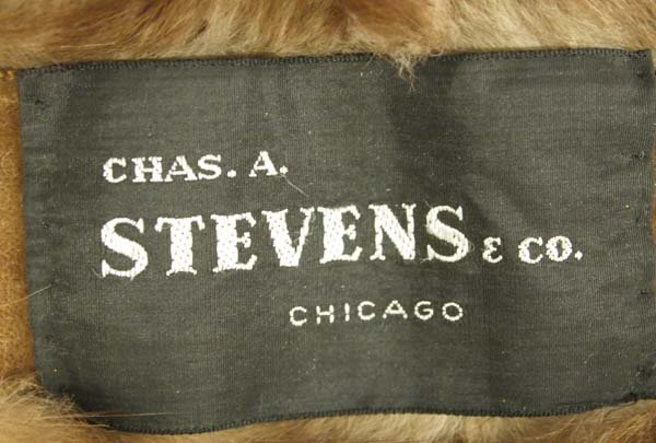 Authentic Charles A. Stevens & Co. Mink Stole - 2
