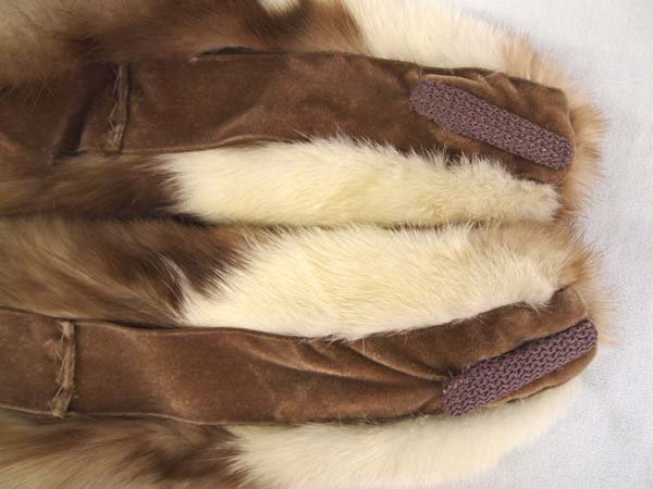 Authentic Charles A. Stevens & Co. Mink Stole - 3