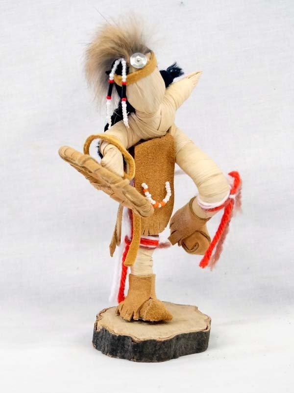 Iroquois Corn Husk Dancer Doll