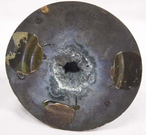 Cast Bronze Quail by NM Artist Bill Worthen - 4