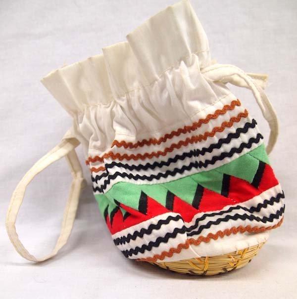 Native American Seminole Purse
