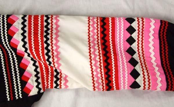Native American Seminole Jacket - 3