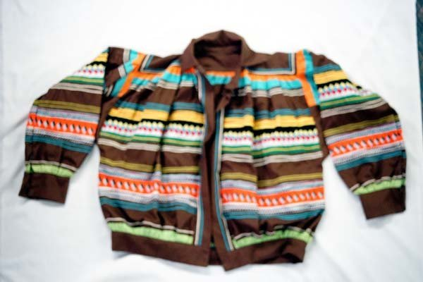 Rare Native American Seminole Shirt - 2