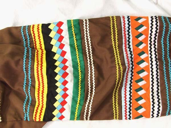 Rare Native American Seminole Shirt - 3