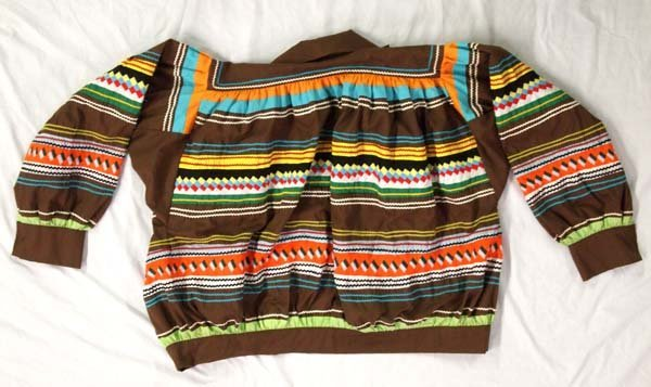 Rare Native American Seminole Shirt - 5