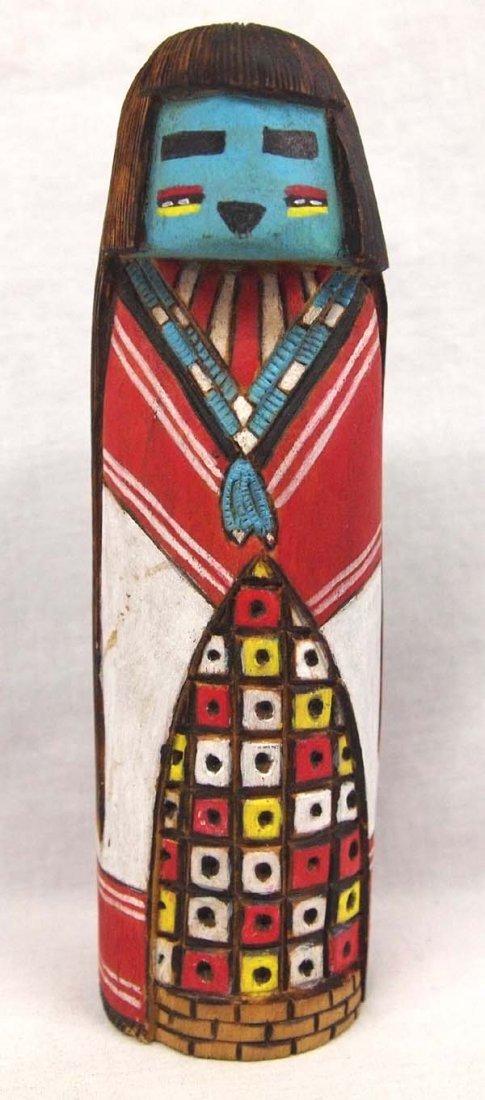 Carved Hopi Tewa Girl Kachina