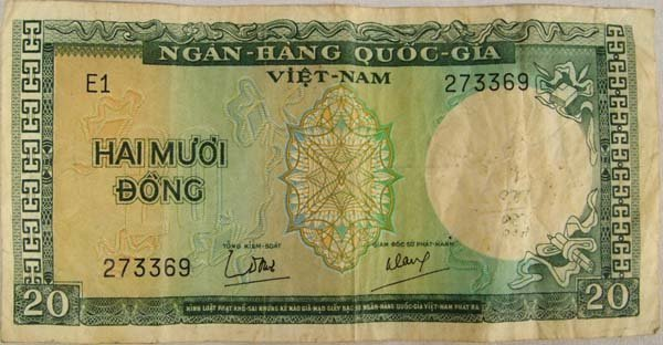 Collection of Paper Currency - 5