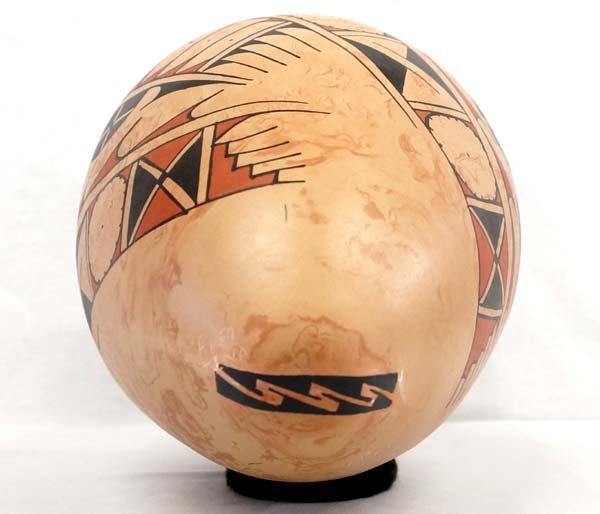 Mexican Mata Ortiz Pottery Olla by Fito Tena - 2