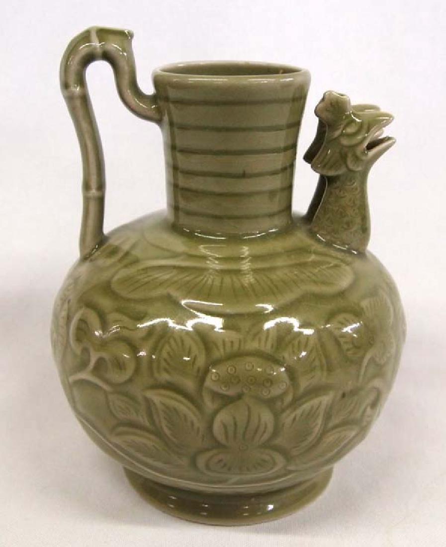 Ceramic Chicken Pitcher, 6'' x 6'', $16.00 S&H