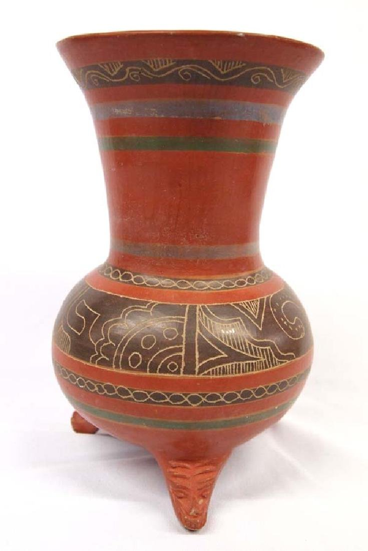 South American Pottery, 5'' x 9'', $16.00 S&H - 2