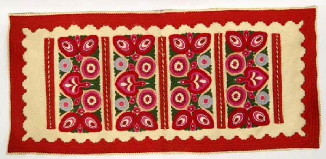 European Embroidery Art, 36''L, $6.50 S&H
