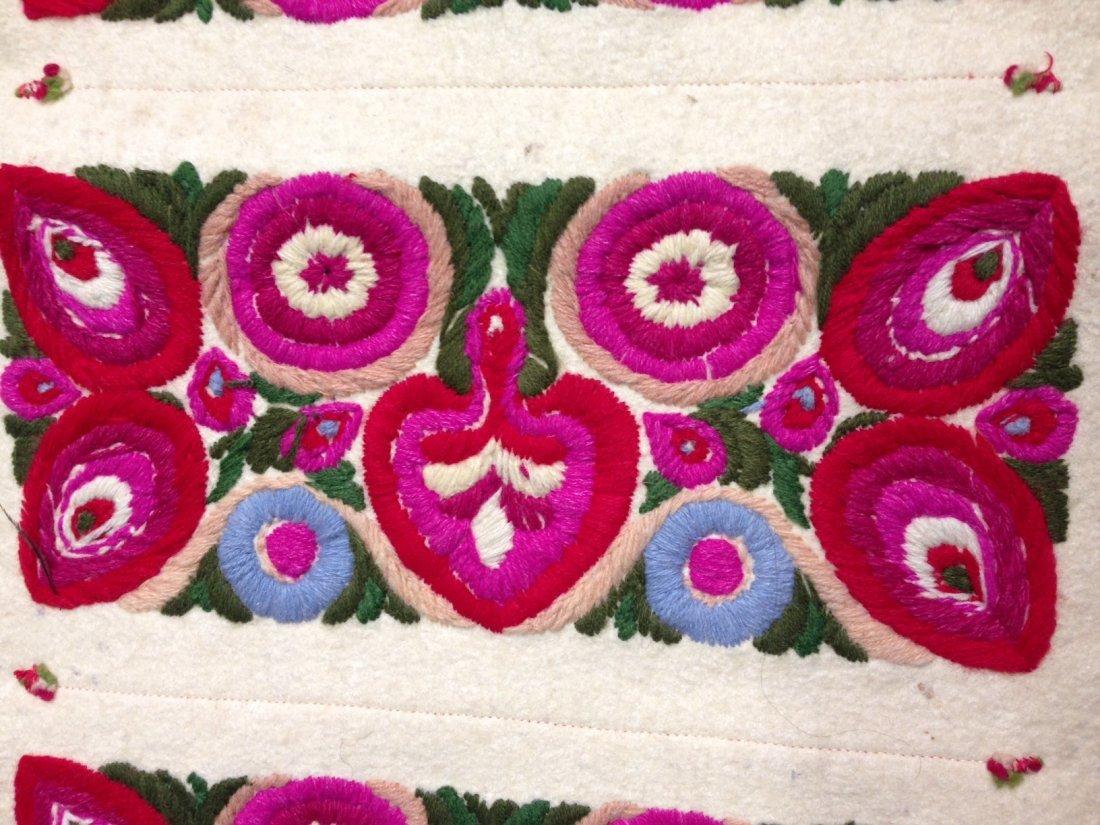 European Embroidery Art, 36''L, $6.50 S&H - 2