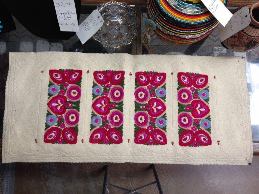 European Embroidery Art, 36''L, $6.50 S&H - 3