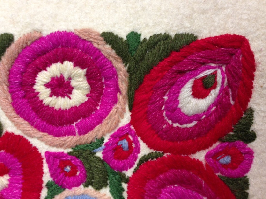 European Embroidery Art, 36''L, $6.50 S&H - 4
