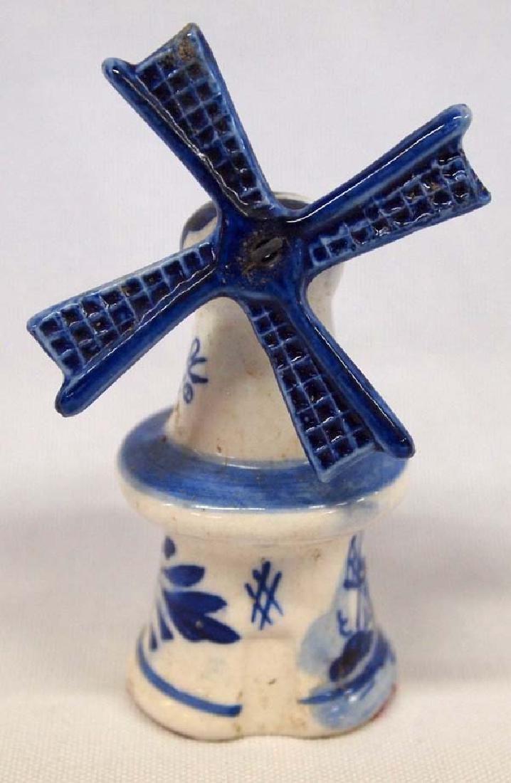 Holland Ceramic Windmill, 4'', $6.50 S&H