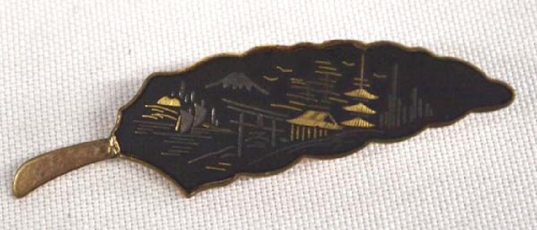 Damascene Pin, 3''L, $6.50 S&H